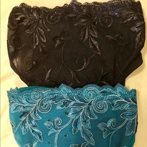 NWT-SOMA Sensuous Lace Bikini 2 pair, $34 value!⭐️